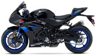 Suzuki Gsxr 100 2017 Suzuki Gsx R 1000 And Gsx R 1000r L7 Uk Prices