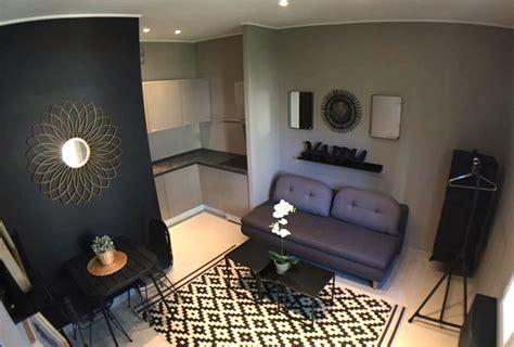 Deco Salon Studio by 6 D 233 Corations Studio Taupe 224 Voir Absolument