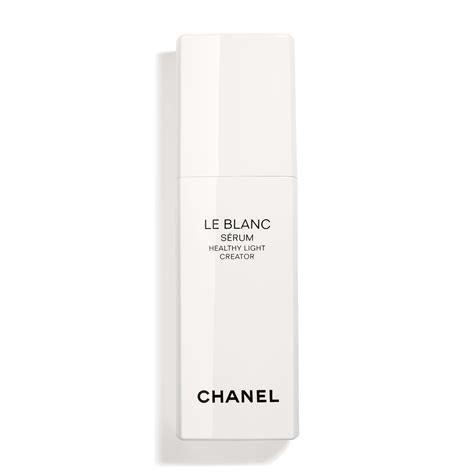 Harga Chanel Blanc Essentiel Serum le blanc s 201 rum healthy light creator chanel