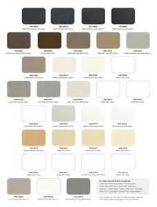 coat colors powder coat color charts mile high powder coating inc