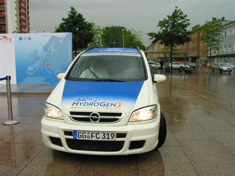 Brennstoffzelle Auto Test by Testauto Brennstoffzellen Opel Zafira