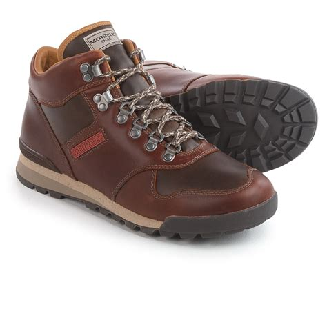 merrell eagle luxe leather boots for save 40