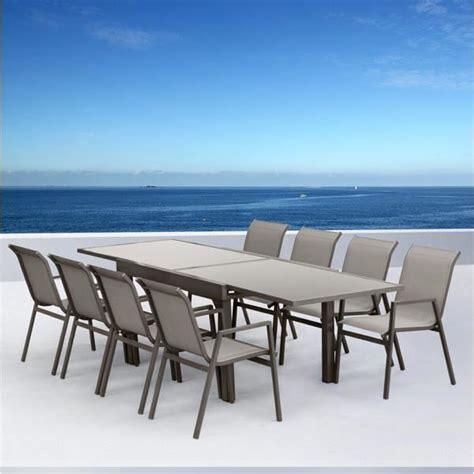 Table Basse Grise 1811 by Salon De Jardin Bas Aluminium Salon Jardin Aluminium