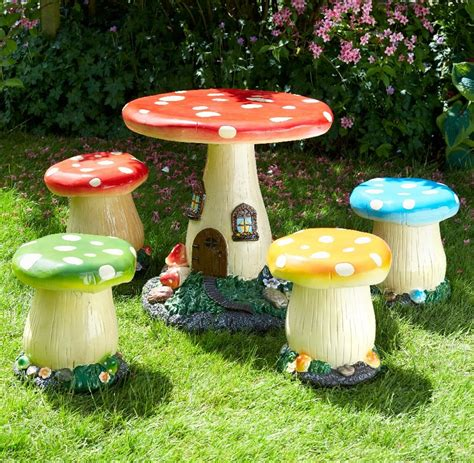 keep your children happy with children s garden furniture