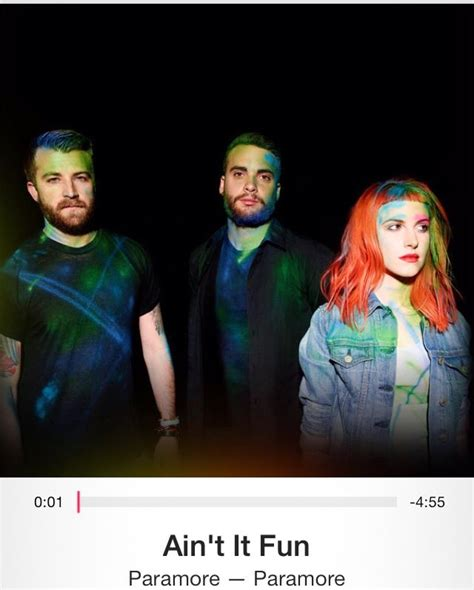 aint it fun paramore paramore ain t it fun echoes of sounds pinterest