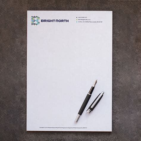 helloprint cheap letterhead printing from 163 25