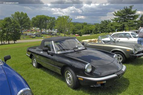 1986 Alfa Romeo Spider Graduate by 1986 Alfa Romeo Spider Graduate Pictures History Value
