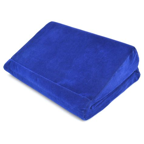 Tablet Pillows by Portable Tablet Cushion Pillow Pad Stand Fits 9 5 Quot Wide