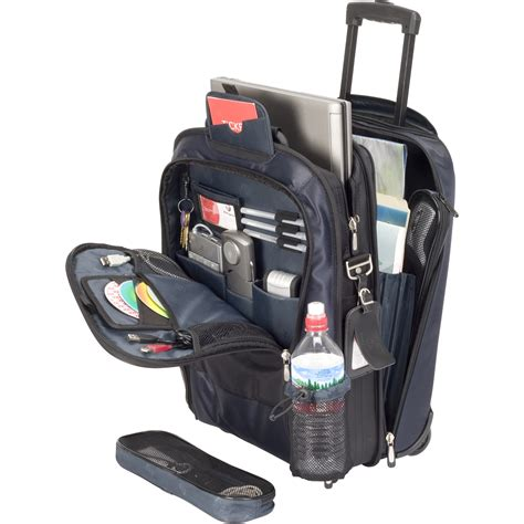 Luggage Black Beige Iphone All Hp hp 17 quot evolution vertical rolling rc441aa black rollers targus