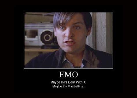 Funny Emo Memes - emo peter parker meme