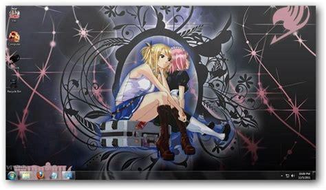 themes for windows 7 fairy tail windows 7 fairy tail theme anime themes