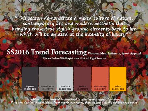 aw2017 2018 trend forecasting on behance ss2016 trend forecasting on behance
