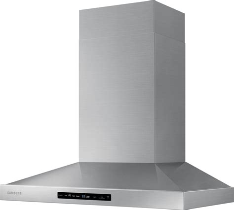 "NK30K7000WS   Samsung 30"" Wall Mount Chimney Vent Hood"