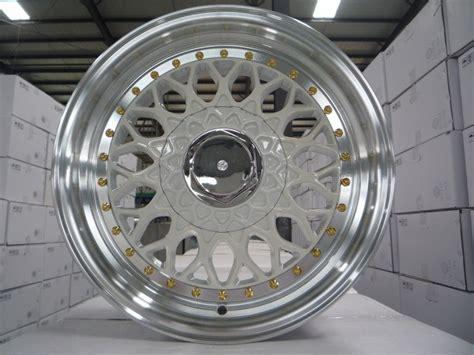 Raket Rs Iso Chrome Gold china car aluminum alloy wheels car rims alloy wheels