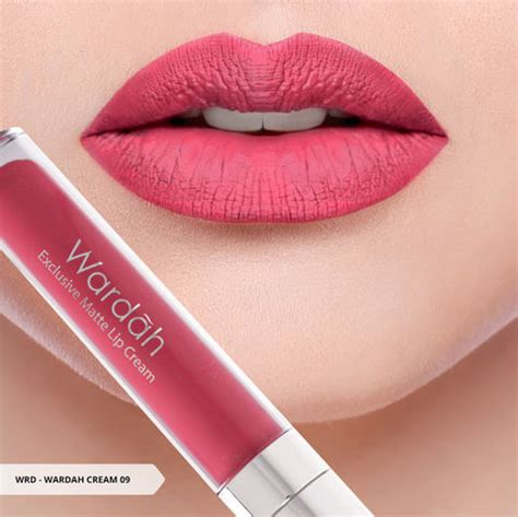 Wardah Lip Di Indo wardah exc matte lip 09 sale stock indonesia