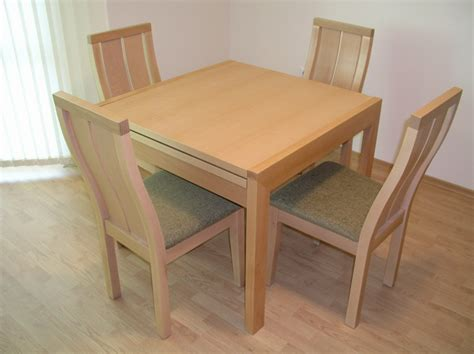 Square Extendable Dining Table And Chairs Square Dining Table 90x90cm Extendable 90cm And 4 Chairs Dining Tables And Chairs