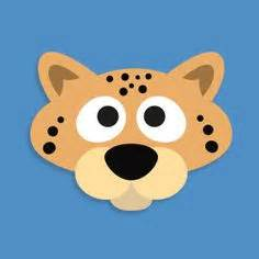 cheetah mask template 1000 images about printable masks for to make and