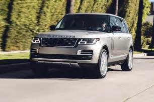 2018 range rover land rover shows updated 2018 range rover