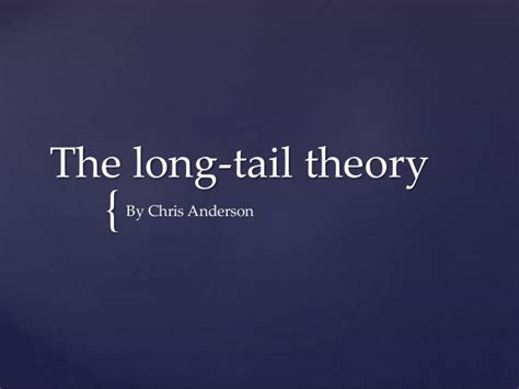 long tail theory contradicted as study reveals the times research on theories