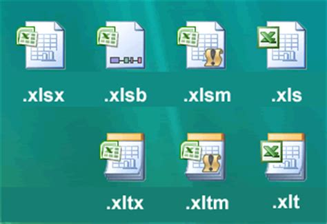 format excel xlt excel 2007 new file types macro security and other