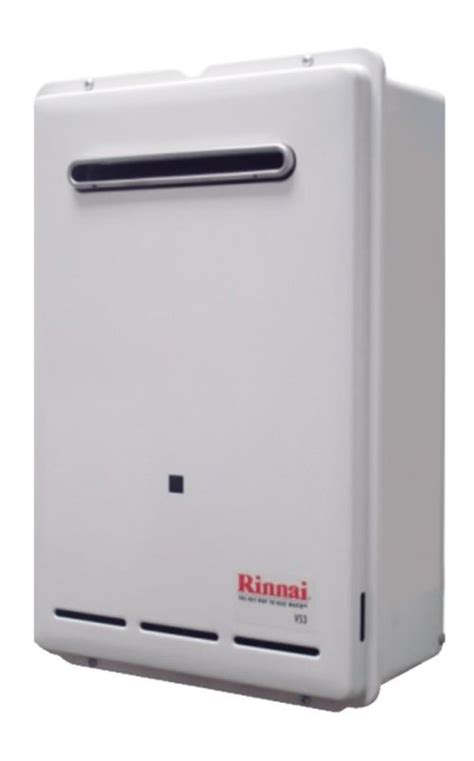 Water Heater Rinnai 30 Liter rinnai v53elp liquid propane external whole house liquid propane tankless water heater 5 3