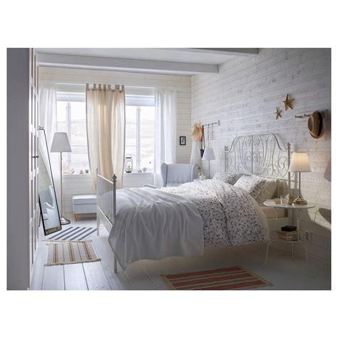 ikea leirvik review leirvik bed frame white lur 246 y standard double ikea