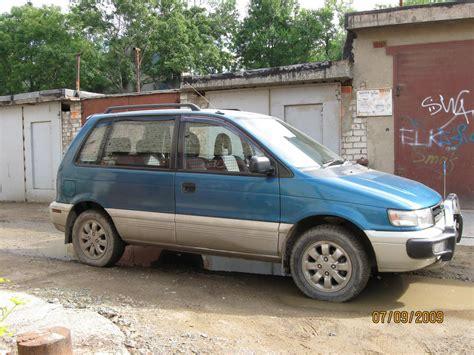 mitsubishi rvr 1995 1995 mitsubishi rvr pics 2 0 gasoline automatic for sale