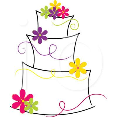 Hochzeitstorte Clipart by Wedding Cake Clip Clipart Panda Free Clipart Images