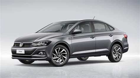 volkswagen sedan 2018 2018 vw virtus is a polo sedan for south america carscoops