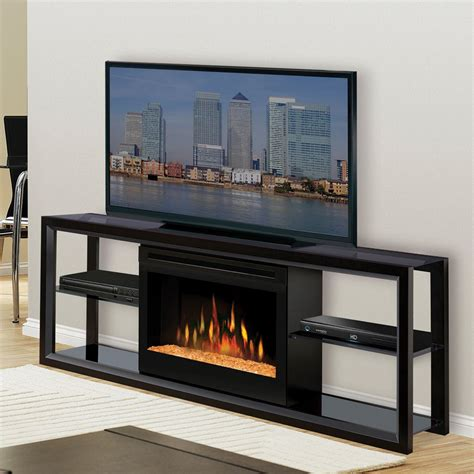 electric fireplace media centers contemporary electric fireplace media center fireplace