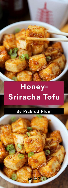 National Veggie Week Honey Tofu Stirfry by Best 25 Tofu Recipes Ideas On Recipes