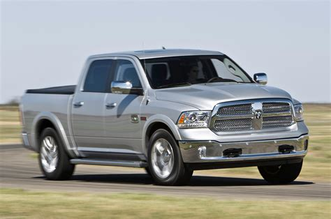 ram truck v6 2014 ram 1500 ecodiesel v6 front view photo 4