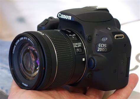 new canon dslr new canon eos 200d is designed for dslr newbies