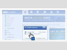 GMX Freemail Kurzanleitung Freemail Posteingang
