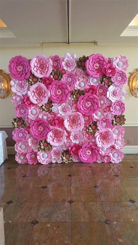papel mural flores peque 241 as con fondo verde xv papel mural fondos verdes y murales 34 sencillas ideas de flores de papel para decoraci 243 n top 2018 uma manualidades