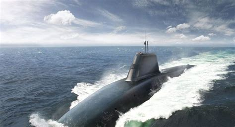 new submarines uk gov t to invest 1 7bln in new nuclear submarines