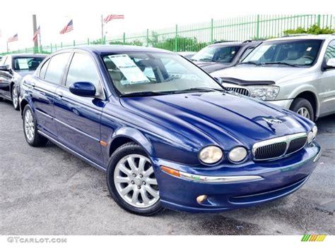 Blus Jaguar 2 2002 pacific blue metallic jaguar x type 2 5 106758775 gtcarlot car color galleries
