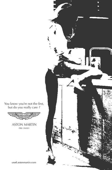 used aston martin ad ad for used aston martins gt 187 aston martin com