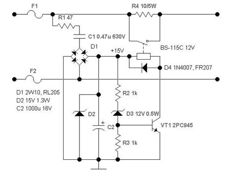 Kapasitor Mesin Air 12 Uf Kapasitor Mesin Pompa Air Dab Matajet cara membuat skema rangkaian soft start alat listrik