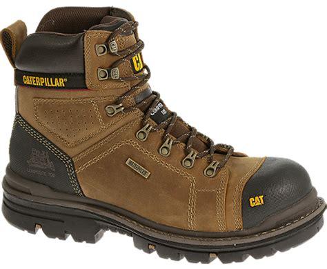 Sepatu Boots Pria Caterpillar Argon Safety Made In 100 Import 1 jual sepatu safety caterpillar hauler 6 quot ct ultraduty
