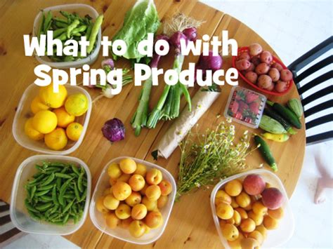 How Well Do You Springs Vegetables by Eat Well And Spend Less With Produce