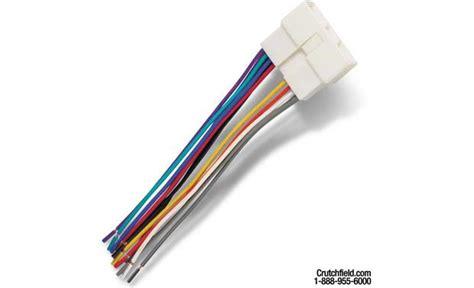 crutchfield wiring harness wire harness design wiring
