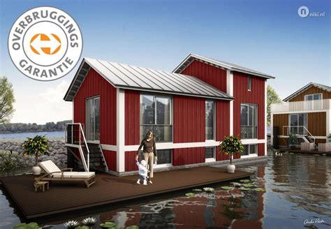 ligplaats spakenburg nieuwbouwproject zuyderzee watervilla in bunschoten