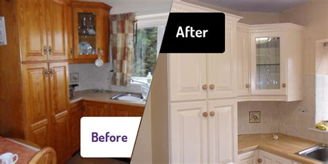 spray painting kitchen cabinets the kitchen facelift company the kitchen facelift