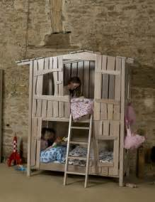 Bunk Bed Tree House Tree House Bunk Bed Kiddos