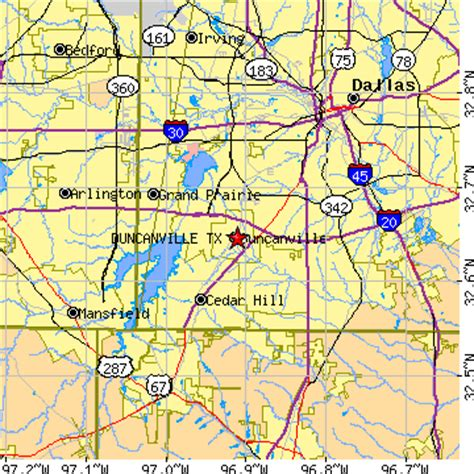 map of duncanville texas duncanville tx pictures posters news and on your pursuit hobbies interests and worries
