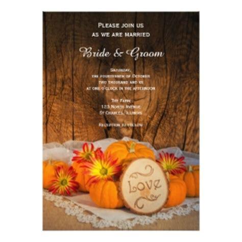 fall themed wedding invitations dream wedding ideas