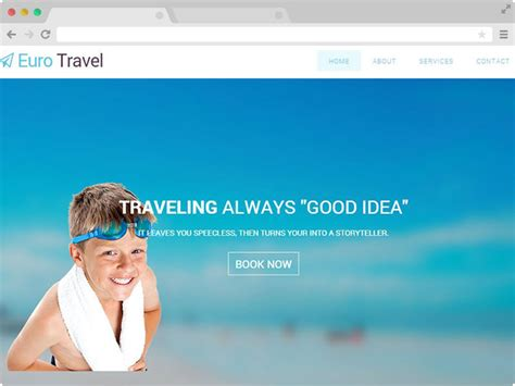 bootstrap templates for travel free download free responsive travel agency html5 bootstrap template