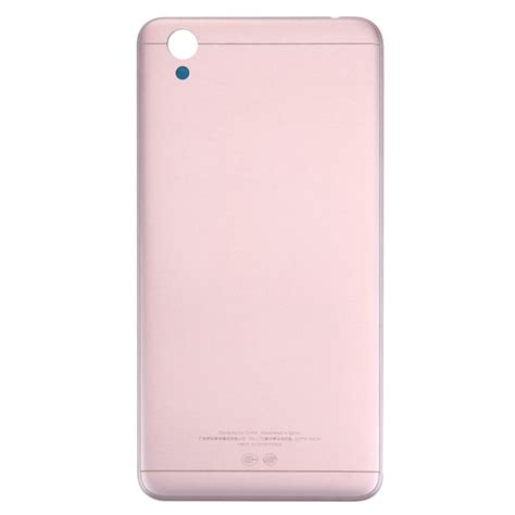 replacement for oppo a37 battery back cover rose gold