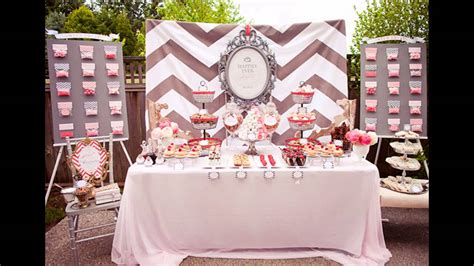 decorations for engagement party at home engagement party at home decor ideas youtube